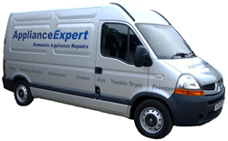 Appliance Expert Van
